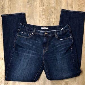 Levi's 505 Straight leg women's jeans size 16